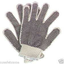 Single Sided Dotted PVC Work Glove