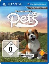 Sony Playstation Vita PSV PSVita Spiel Pets NEU*NEW