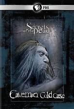 Secrets of the Dead: Caveman Cold Case DVD