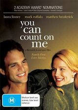 YOU CAN COUNT ON ME Laura Linney DVD R4