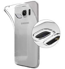 für Samsung Galaxy S7 Case Ultra Slim Hülle Cover TPU Transparent Silikon