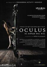 OCULUS EL ESPEJO DEL MAL DVD NUEVO ( SIN ABRIR )