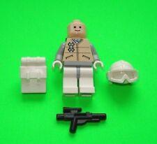 LEGO STAR WARS FIGUREN ### HOTH REBEL TROOPER MIT JETPACK AUS SET 7749 ### =TOP!