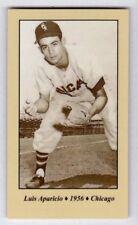 Luis Aparicio '56 Chicago White Sox Rookie Of Year Tobacco Road series #38