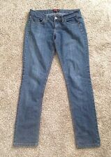 "FOREVER 21 Womens Size 27 Denim Blue Jeans 31"" Inseam Skinny Fit"