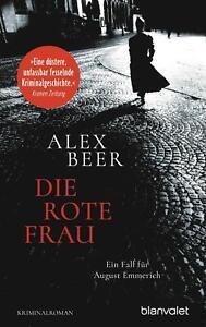 Die rote Frau ► Alex Beer (2019, Taschenbuch) ►►►UNGELESEN