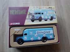 CORGI Collection Heritage 72001 Bernard Type 110 Fourgon DANONE Neuf en Boite