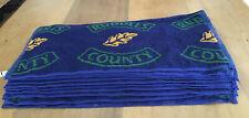 10 Ruddles County Vintage Beer Bar Towels VGC