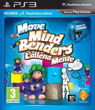 Sony Ps3 - Move Mind Benders L'allenamente (software per Playstation Move)