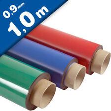 Magnetfolie farbig beschichtet 0,9mm x 60cm x 100cm, Meterware