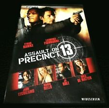 ASSAULT ON PRECINCT13 DVD