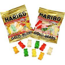 HARIBO GOLDBEARS GUMMMI CANDY -28.8oz  - PACK OF 2 BAGS.