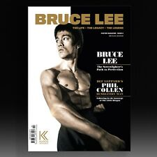 BRUCE LEE: THE LIFE, THE LEGACY, THE LEGEND - POSTER MAGAZINE ISSUE 2