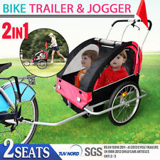 Bicycle Trailers with Rain Cover