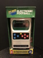Classic Retro Handheld Football Electronic Game Improved Sound Effects NEW