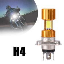 H4 9003 Hb2 Led Bulb Hi/Lo Beam Hid 6000K White Motorcycle Headlight High Power (Fits: Bourget's Bike Works)