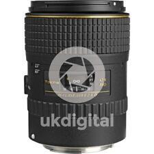 Tokina AT-X 100mm F2.8 PRO FX Macro lens - CANON