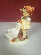 New ListingGoebel Hummel Figurine 47/Ii Tmk6 Goose Girl 7� Inch