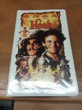 Hook (VHS, 1997, Clam Shell Case Closed Captioned)