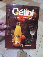 vintage advertising Ancienne pub Jus de fruits orange CELINI 70's ??