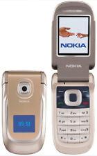 Original Nokia 2760 Azul 100% desbloqueado teléfono celular con tapa GSM 900/1800