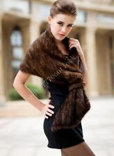 Fur Regular Size Waistcoats for Women without Fastening