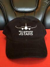 Boeing Next Generation JSTARS Hat/Lanyard Airplane Memorabilia—New and Rare