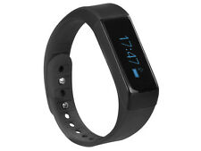 Trevi Smart Fitness Band Watch With Pedometer Distance Tracker For Android IOS