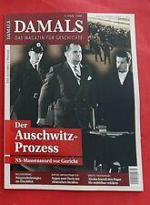 Damals 07/2020 Der Auschwitz-Prozess - Magazin für Geschichte ungelesen