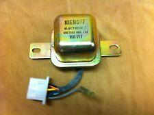1971-1980 Dodge,Plymouth,Mazda,Ford Courier NEW Niehoff WA717 voltage regulator