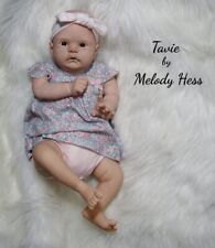 unpainted reborn doll kit Tavie by Melody Hess limited edition