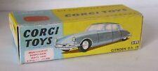 Repro box CORGI Nº 210 s CITROEN DS 19