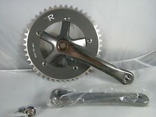 NEW  DRIVELINE CRANKSET TK13 170 MM GRAY PART # 7501DL-TK-170-TI,  BCD 130  46T