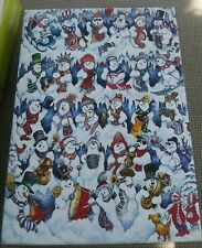 Springbok Snowfolks 60 Piece Jigsaw Puzzle New