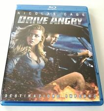 DRIVE ANGRY DESTINAZIONE INFERNO FILM BLU-RAY BD SPED GRATIS SU + ACQUISTI