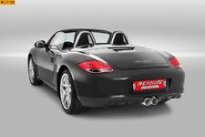 Remus Racing Sportauspuff Vorkat Chrom Porsche Cayman/Boxster 240/245/280/295 PS