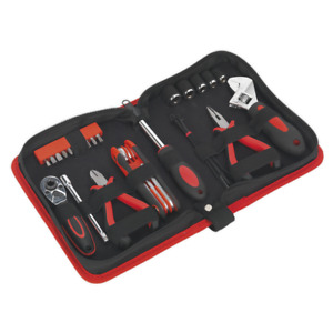 Motorcycle Underseat Tool Kit 28pc | SEALEY MS164