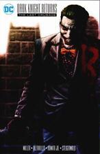 Dark Knight Returns: Last Crusade Lee Bermejo 1:25 Variant 1st Print Dc 2016
