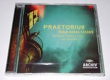 Praetorius (CD, 2015) Pablo Heras-Casado, Archiv - new