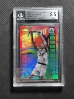 1999-00 TOPPS CHROME KEVIN GARNETT HIGHLIGHT REELS REFRACTORS #HR-3 BGS 8.5