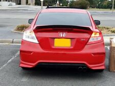 HONDA CIVIC COUPE 2012-2013 CLEAR TAILLIGHT LENSES 2DR SI EX LX K20A EX-L