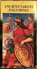 ANCIENS TAROTS ENLUMINES - SOLA BUSCA - ED 1995 - COMME NEUF