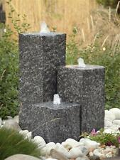 Gartenbrunnen / Springbrunnen Ubbink AcquaArte Siena Granit grau