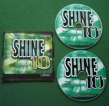 Shine 10 Radiohead Levellers Ian Brown Dandy Warhols Pulp Stereophonics + 2 x CD