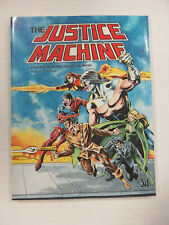 THE JUSTICE MACHINE Role Playing Game RPG Book - Heroes Unlimited (1985)