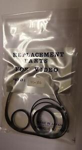VC-386 Video Cintura Kit Per Sharp (6) (Lotto Da 2) '' UK Azienda SINCE1983