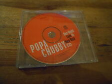 CD Blues Popa Chubby-One Night Live à New York City (9 chanson) dixief 'CD ONLY