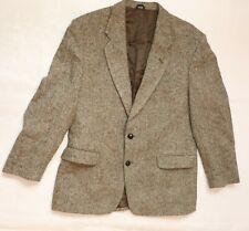 ORIGINAL Harris Tweed  Sakko  Gr. 52 Jacke hochwertig JACKET BUSINESS
