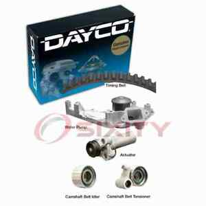 Dayco Timing Belt Kit with Water Pump for 2000-2009 Toyota Tundra 4.7L V8 dm