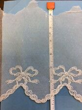 THE 1752 COMPANY # 8897--- 6 1/2 INCH WIDE EDGING---BY THE YARD